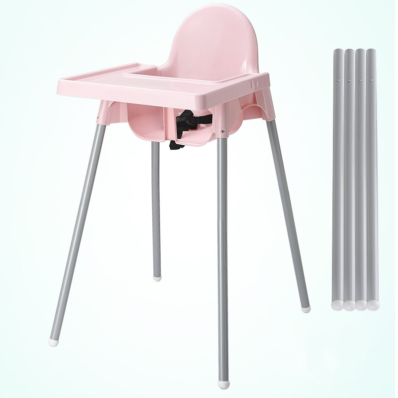 New Arrival Baby Dinner Table Detachable Feeding Chairs Adjustable Folding Chairs Portab ...
