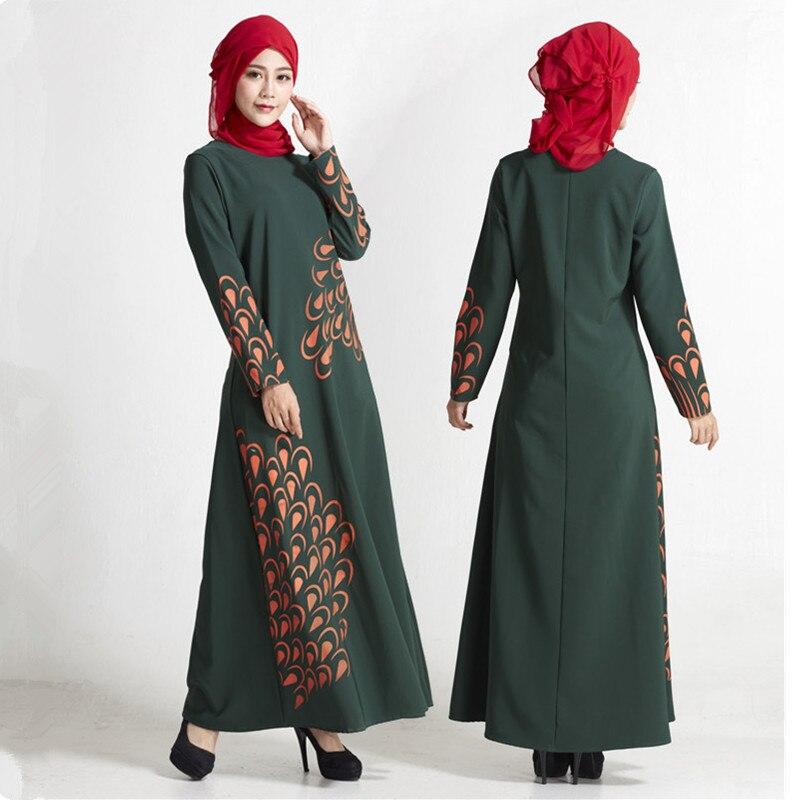 Исламские платья абая