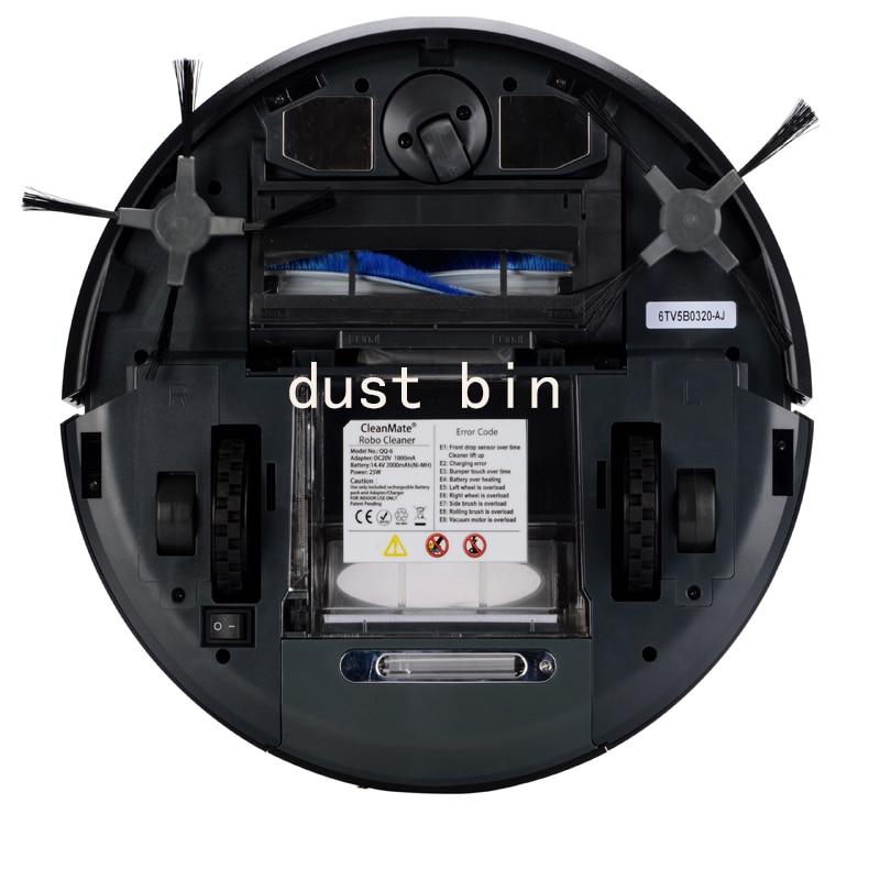dust bin 803