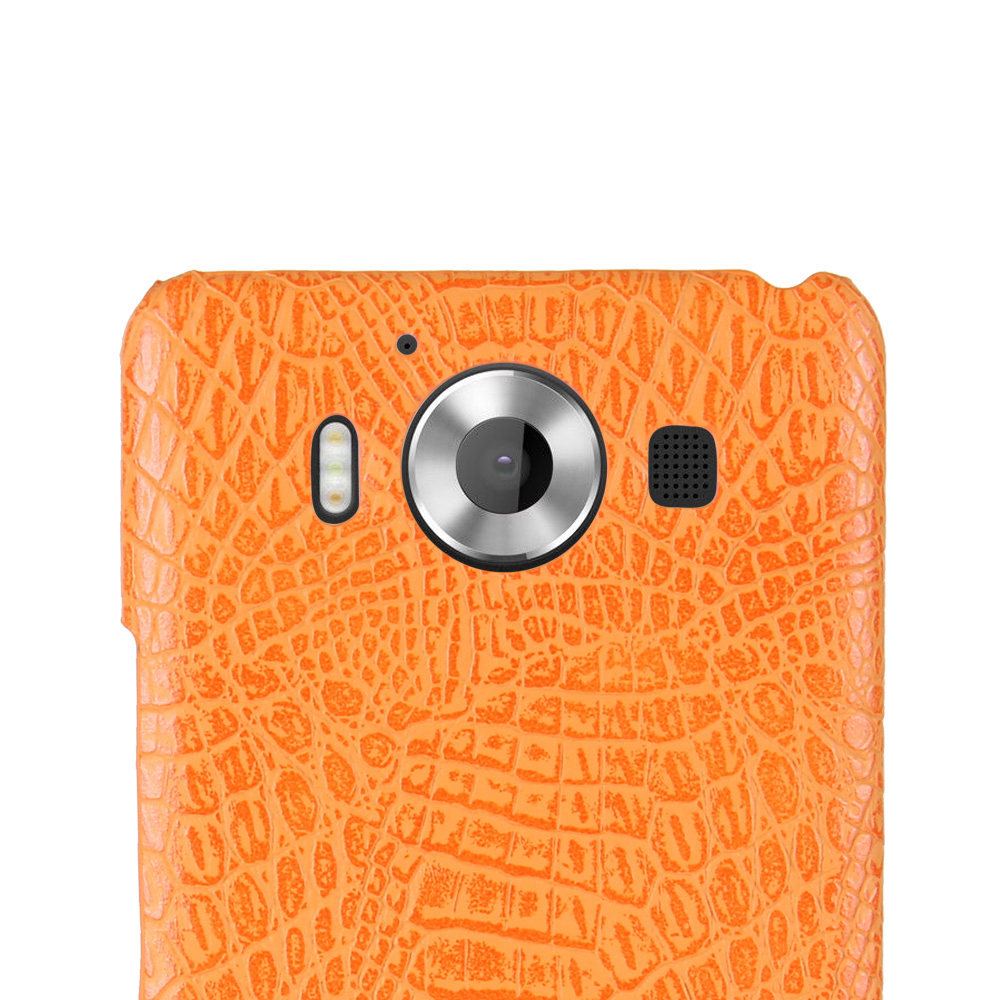 Крокодил Чехол Для Microsoft Lumia 940 950 Жесткий ПК Защитный Телефон Крышка Коке Для NOKIA Lumia940 Lumia950 RM-1118 RM-1104 Мешок