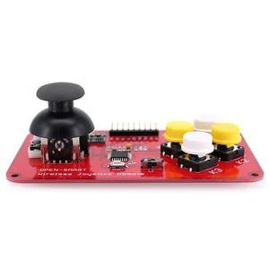Image 4 - لوحة مفاتيح عصا التحكم PS2 RF 433MHz عصا التحكم اللاسلكية لعبة وحدة التحكم عن بعد طقم جهاز الإرسال والاستقبال للسيارة الذكية/طائرات ذات 4 محاور