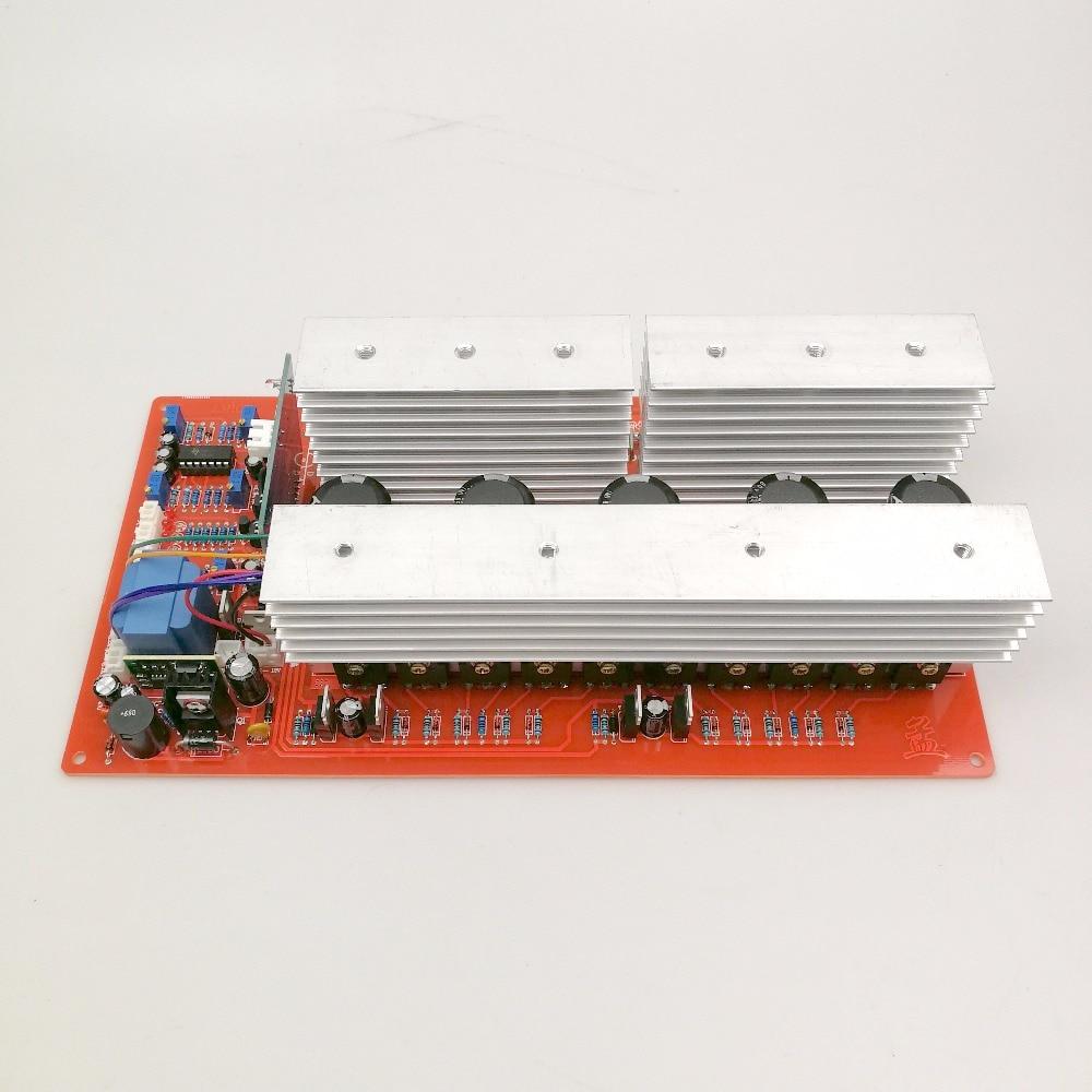 24V36V48V60V capacity 5 8KVA pure sine wave power frequency inverter motherboard driver board UPS motherboard