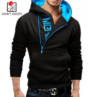John S Bakery 2017 New Brand Hoodies Men Sweatshirt Male Printing Hooded Hip Hop Long Sleeve