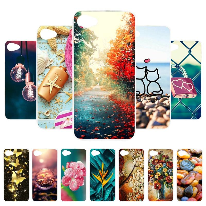 3D DIY Soft Silicone Case For LG Q6 Case Coque For LG Q6 Plus G6 Mini Q6+ M700N M700A Cover Painted Case Covers Fundas Housings