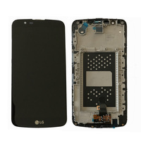 Original For LG K10 TV K10TV K430TV K410TV LCD Display With Touch Digitizer Assembly With Frame