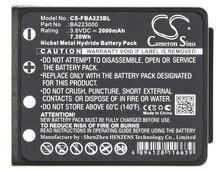 Кэмерон китайско 2000 мАч Батарея BA223000 для ЖСК radiomatic Keynote, Линус 4, микрон 4, микрон 5, микрон 6 микрон 7, quadrix, Вектор Pro