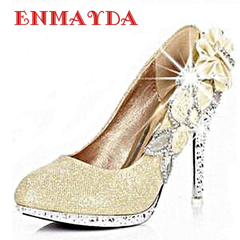 Compare Prices on Glitter Bridal Shoes- Online Shopping/Buy Low ...