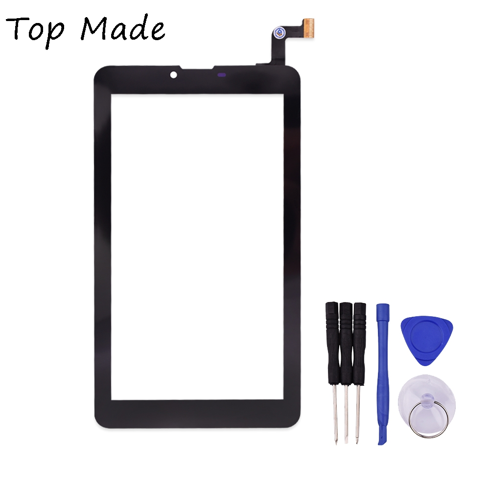 7 Inch for 4good light at200 Tablet Touch Screen Touch Panel Digitizer Glass Sensor Replacement 7 for dexp ursus s170 tablet touch screen digitizer glass sensor panel replacement free shipping black w