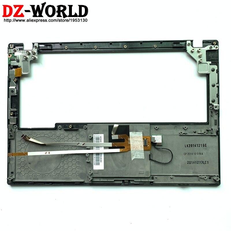 Nouveau Clavier D'origine Lunette Repose-poignets pour Lenovo ThinkPad X240 X250 Avec Touchpad et NFC et carte de commutateur Câble 04X5183