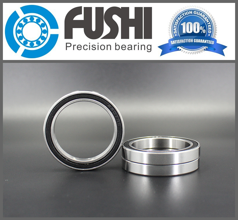 6909-2RS Bearing ABEC-1 ( 5 PCS ) 45x68x12 mm Thin Section 6909 2RS Ball Bearings 6909RS 61909 RS 1pcs 71822 71822cd p4 7822 110x140x16 mochu thin walled miniature angular contact bearings speed spindle bearings cnc abec 7