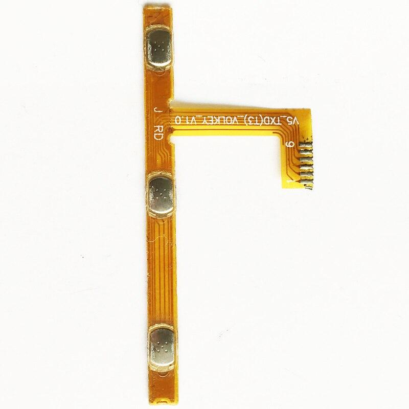 Bouton d'alimentation interrupteur de Volume ruban FPC Flex câble pièces de rechange pour XGODY Y20 6.0 pouces Andorid téléphone Mobile