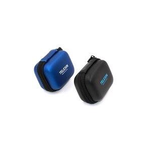 Image 5 - Mini Bag Box Case for GoPro Hero 8 7 6 4 3+ black Session Xiaomi YI 4K SJCAM EKEN SOOCOO for Go pro Action Camera Accessories