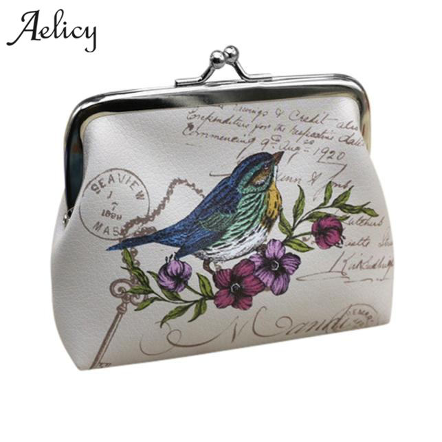 Aelicy Women Coin Purses Card Holder Wallet Mini Credit Card Holders For Female Lovely credit card holder small mini wallet lovely new style wallet women short girls purses card holders wallet long solid with inlaid pearls pattern wallet designer500862