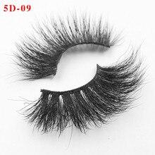 New 5 pairs Luxury 3D False Lashes natural false eyelashes fake lashes Long Natural Party makeup extension eyelash mink