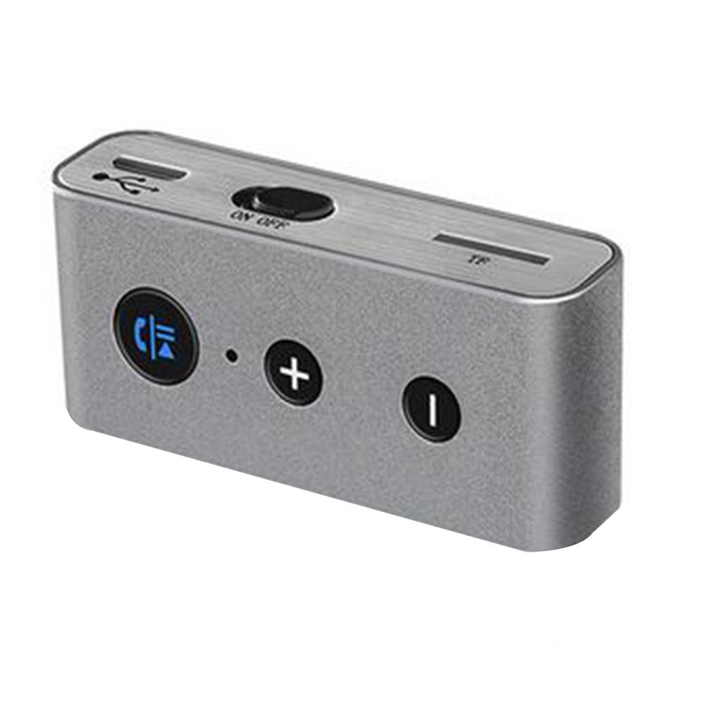 Realistisch Stereo 3,5 Bluetooth Wireless Für Auto Musik Audio Bluetooth Empfänger Adapter Aux 3,5mm Für Kopfhörer Jack Freisprecheinrichtung Empfänger Tragbares Audio & Video Unterhaltungselektronik