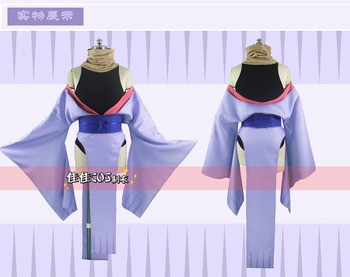 Miss kobayashi's dragon maid Erua Cosplay Costume Japanese Anime Kobayashi san Chi no Maid Dragon Uniform Suit Clothes фото