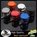 Six Colors Universal Billet Rear Brake Front Clutch Tank Motorcycle Fluid Reservoir Oil Cup For Almost Motorcycle Motor Bikes