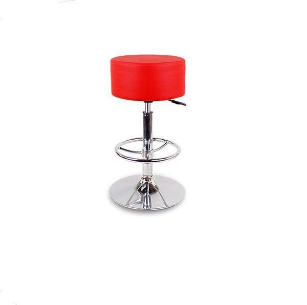 hair salon stool coffee house stool red color free shipping hair salon chair green red color hair dressing shop stool free shipping