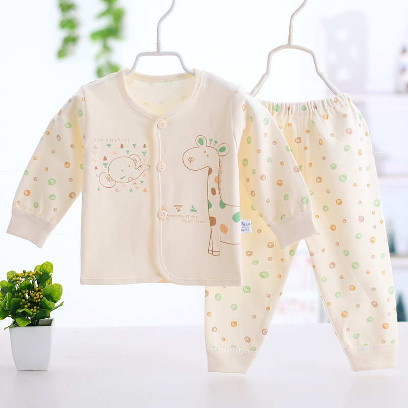 0-6 month baby clothing 100% cotton 5 colors baby boy clothes newborn clothing Cartoon baby clothing sets baby girl clothes free shipping 2016 cotton children s clothing brand baby clothes sets newborn baby boy clothing spring