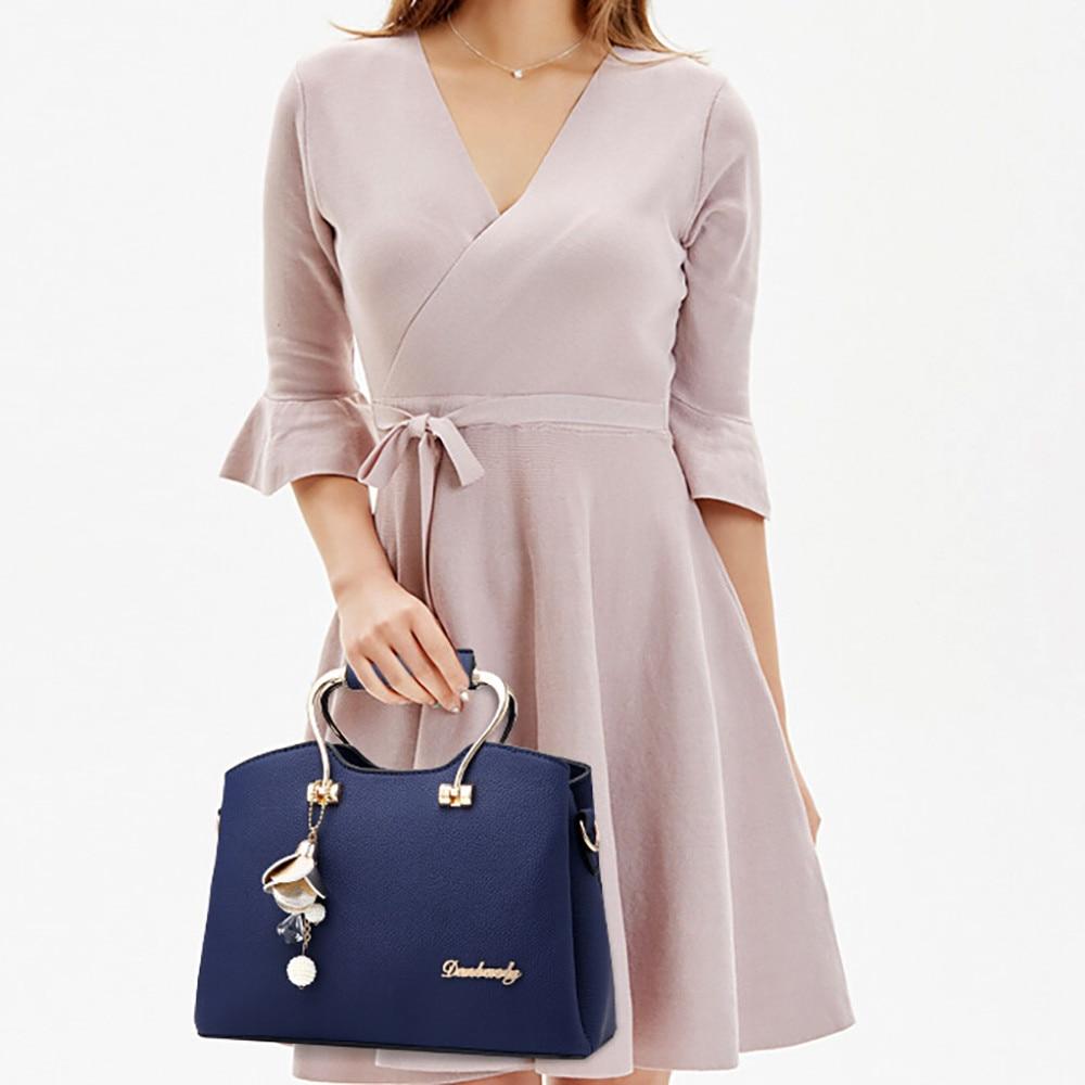 A Messaggero Il Mujer Sacchetti Con Tracolla Borsa Di Mano Del rosso blu Dell'annata Nero Solido 2019 Sacchetto colore Signore Rosa Borse Delle Modo Cuoio Borsoni qT4wUqPH