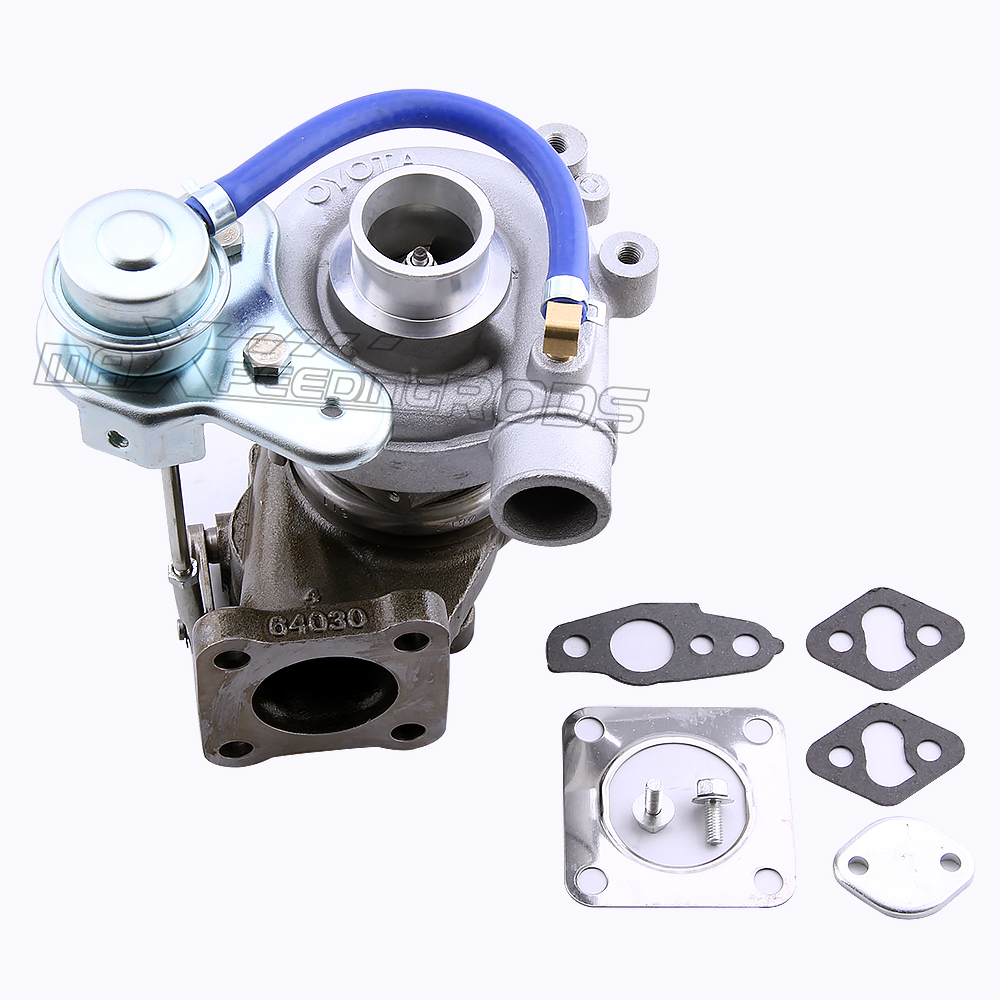 for Toyota LITE TOWNACE 2CT 2.0L 17201 64050 CT12 Turbo Turbocharger Turbolader 17201-64050 Turbocharger Gasket Wastegate