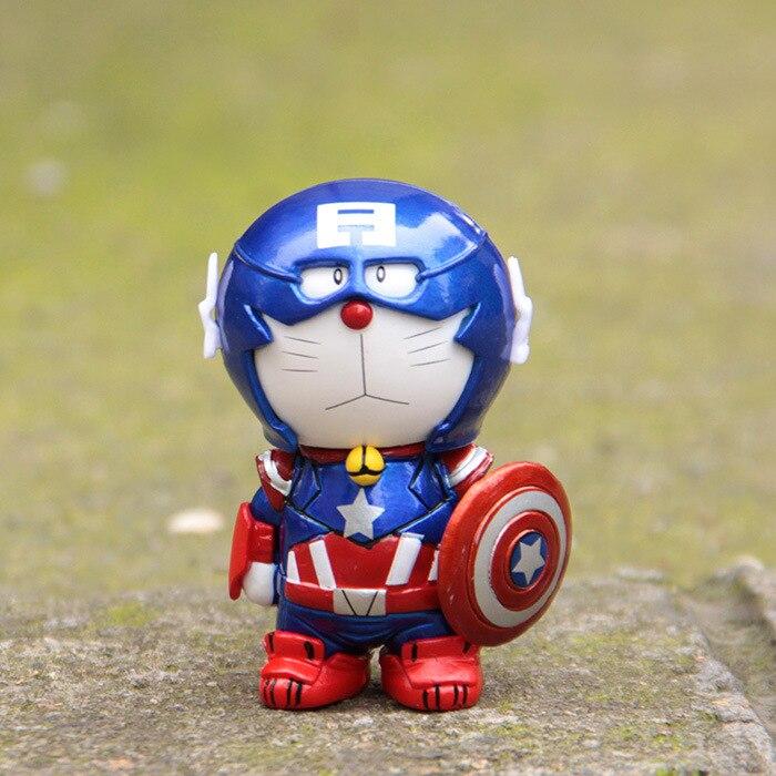 <font><b>Doraemon</b></font> peluche <font><b>figures</b></font> Viking jingle <font><b>cat</b></font> cospaly model doll <font><b>Captain</b></font> <font><b>America</b></font> model toy <font><b>action</b></font> <font><b>figures</b></font> toy pokemon <font><b>figures</b></font> doll