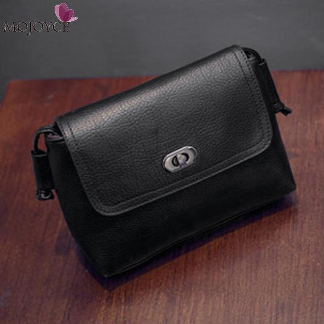 b7649713a8 2018 New Arrival Women All-match Bag Fashion PU Handbag High Quality Small Simple  Shoulder Bag Winter Women Messenger Bags