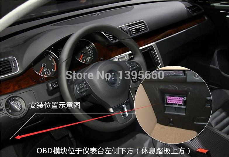 CHESHUNZAI Canbus OBD Plug& Play зеркало Авто Складная функция окно ближе стекло автоматическое закрытие для vw Passat B7 Passat CC