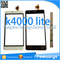 Touch Для Oukitel K4000 Lite Сенсорный Экран с Панелью Дигитайзер с 3 М Наклейки