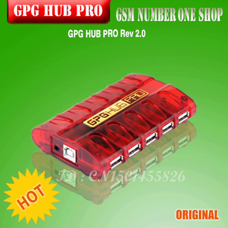 100% Original 2017 Neue Gpg Hub Pro Rev 2,0 (GPGHUB PRO) GPG HUB PRO Rev 2,0 (gpghub Pro) + Kostenloser Versand
