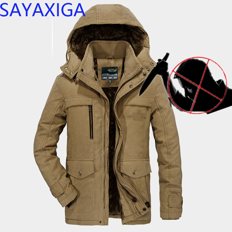 Jackets & Coats Self Defense Tactical Jackets Anti Cut Anti-knife Cut Resistant Men Jacket Anti Stab Proof Cutfree Security Soft Stab Clothing Jackets