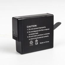 Новые приходят ahdbt-501 аккумуляторная батарея 3.8 В 1160 мАч цифровая батарея для gopro hero 5 для go pro hero 5 черный