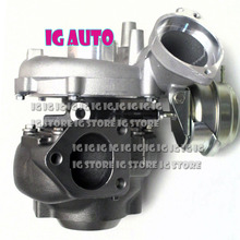 Turbocharger For BMW X5 E53 SUV Diesel 2000-2006 742417 753392 11657791046 11657791044 7424170001 7533925018S 7533920018