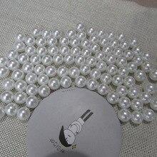50g blanco no tienen agujero de alta imitación pearlsDIY originalidad trabajo hecho a mano material de accesorios del teléfono de belleza esencial 4mm-20mm