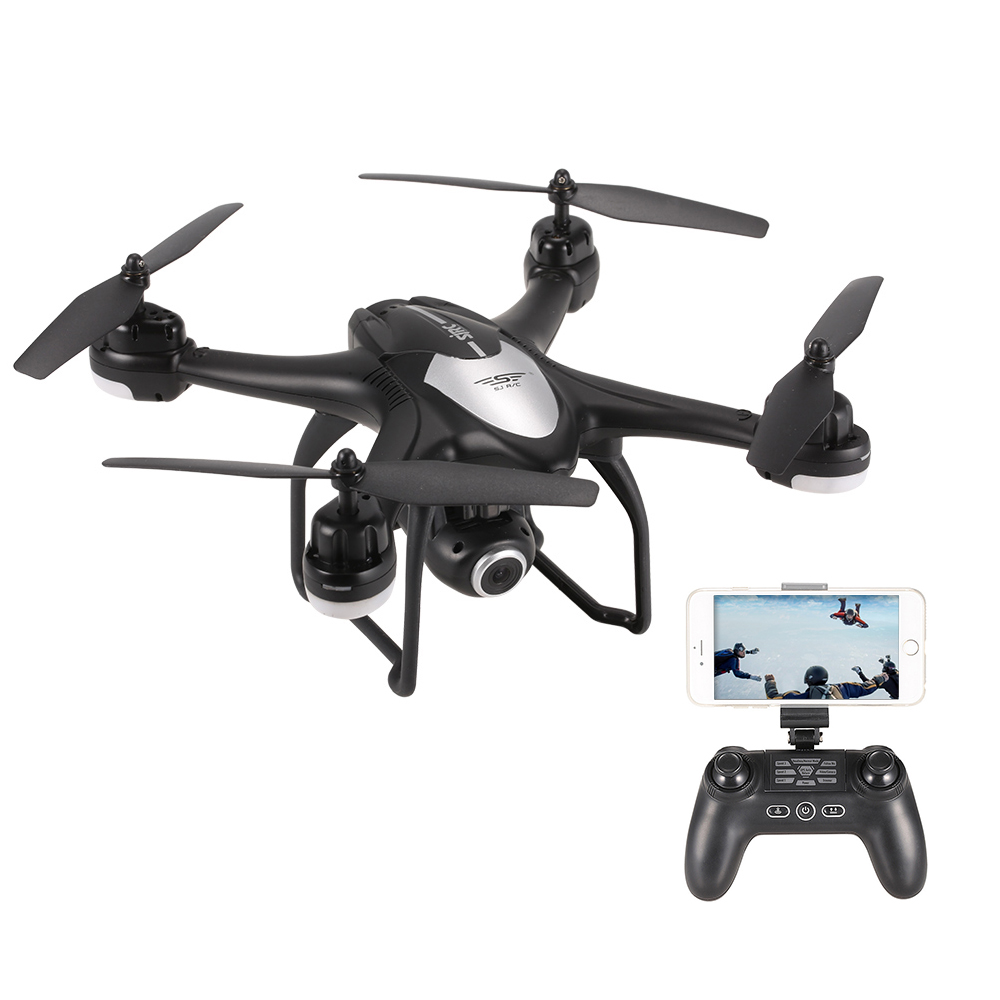 S30W RC Drone With Camera 1080P 5G Wide Angle GPS Positioning Wifi FPV Altitude Hold Training