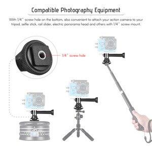Image 5 - Andoer Heißer Schuh Mount Adapter Stativ Schraube zu Action Kamera Flash für GoPro Hero Andoer LED Ring Licht für DSLR kamera