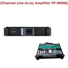 Sales 2 Channel 2X1600 Wattas Class TD FP9000 Line Array Power Amplifier Professional Dj Subwoofer Poweramp Tulun play FP9000Q 4 channel amplifier fp10000q line array amplifier professional 4 1350w professional sound power amplifier line amps