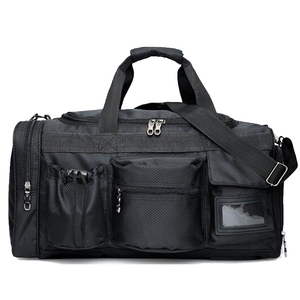 Image 2 - Scione Nylon Gym Sport Tas voor mannen Fitness Trainning Handtas met Schoen Compartiment Pocket bolsa de deporte para las mujeres