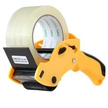 deli 803 handle cutter tape machine packing machine sealing device adhesive tape sealing machine tape dispenser