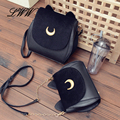 Fashion Cat Ears Sailor Moon Bag Samantha Vega Black Women Shoulder Bags Crossbody Bag for Girl Messenger Bags Fur borsa