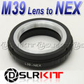 Lens adapter Ring For Leica M39 L39 Lens to SONY NEX-5 NEX-3