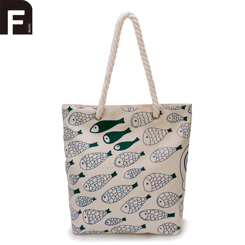 2017 Famous brands women handbags Literature Printing Canvas Tote Female Casual Beach Bags Handbags Shoulder Tote Bag bags handbags women digital printing beautiful floral canvas shoulder bags bag female
