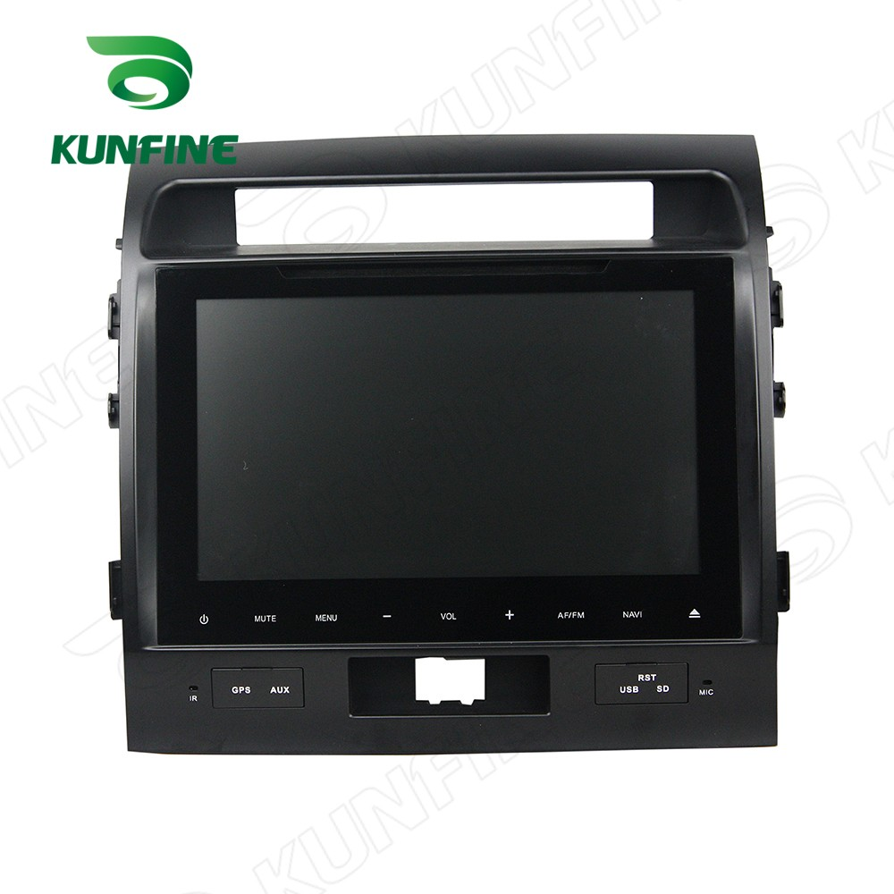 Car dvd GPS Navigation playerfor TOYOTA  Land Cruiser 2016 B