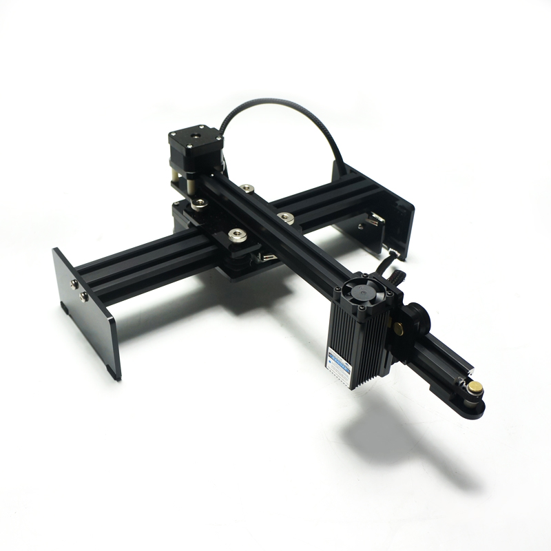 Assembled LY bot-mini laser engraving machine label marking machine 1000mw with simple off line function