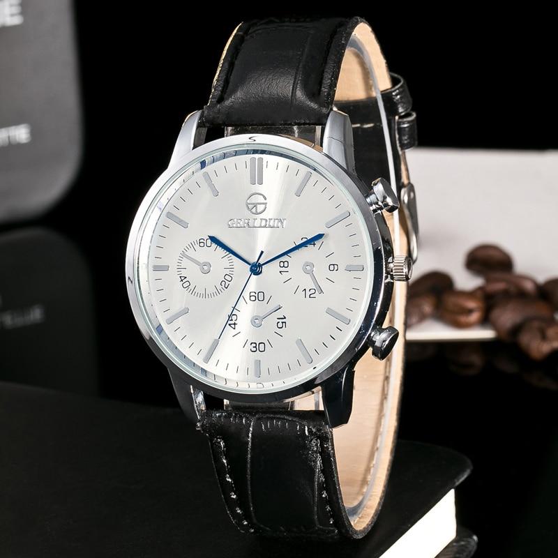 2017 Ny Lyx Armbandsur Märke Sport Militär Klockor Mode Tillfällig - Herrklockor