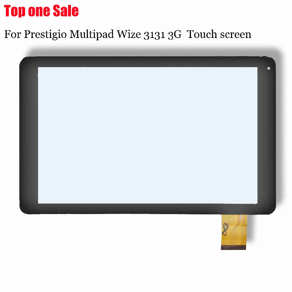 New for 10.1 inch Prestigio Multipad Wize 3131 3G PMT3131_3G_D Tablet digitizer touch screen Glass Sensor Free Shipping witblue new touch screen for 10 1 prestigio multipad wize 3131 3g pmt3131 3g d tablet panel digitizer glass sensor replacement