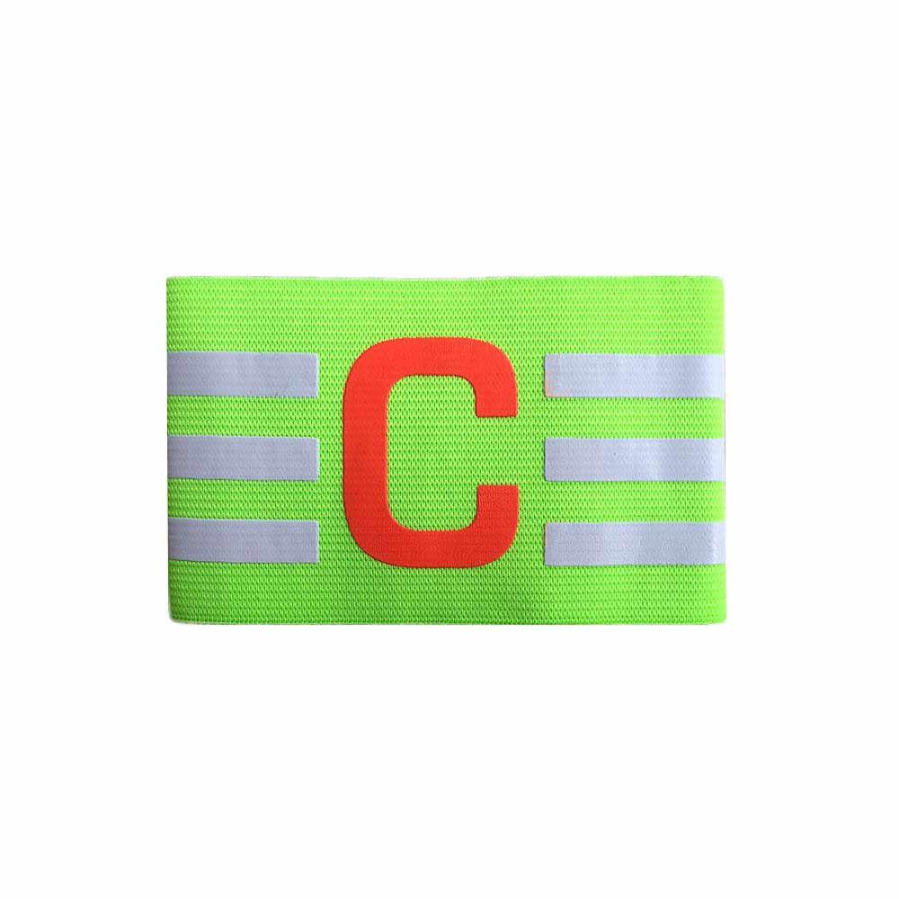 Hot Cool Ademend Nylon Voetbal Verstelbare Elastische Captain Armband Elleboog Oefening Gezondheidszorg Dult Kids Perfect Gift