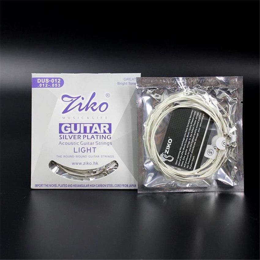 012-053 DUS-012 ZIKO cuerdas de guitarra Acústica guitar parts Accesorios de ins