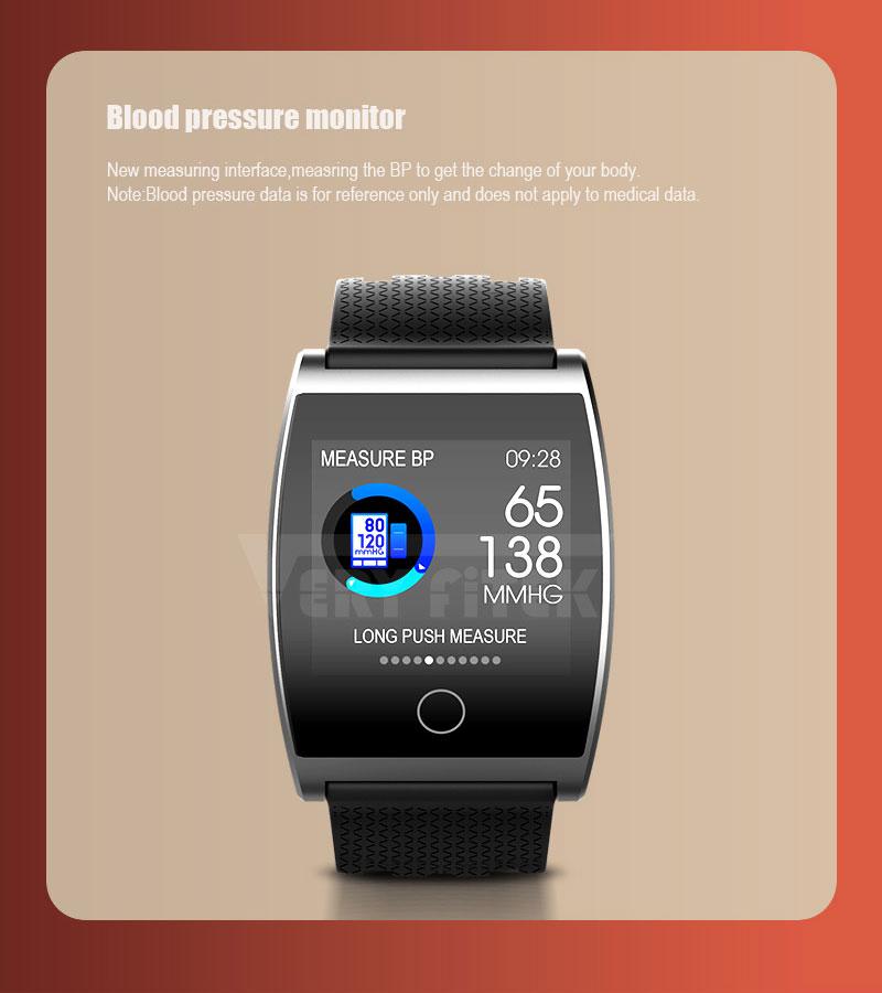 VERYFiTEK QS05 Smart Bracelet Watch Blood Pressure Oxygen Smart Band Heart Rate Monitor Wristband Pedometer Fitness Bracelets  (9)