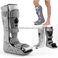 Aircast Walker Brace дополнительные пневматические Proshell прогулки загрузки разрыв Ахиллес сухожилия реабилитационная обувь лодыжки стопы перелом